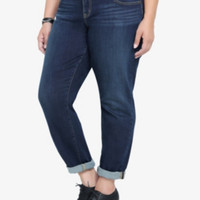 Torrid Boyfriend Jean - Dark Wash (Regular)