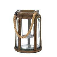 Old World Camping Lantern - Large