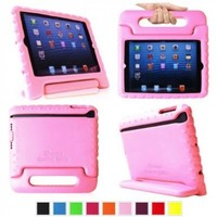 Fintie (Pink) Casebot Kiddie Series Light Weight Shock Proof Handle Case for Kids Specially Made for iPad mini 7.9 Tablet - Multi Color Options:Amazon:Computers & Accessories