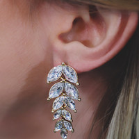 Palm Passion Earrings