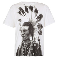 Rook 'Chief Eagle One' T-shirt - T-Shirts & Tanks - New In - TOPMAN USA