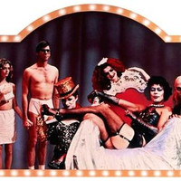 Rocky Horror Picture Show Movie Poster Cast 24inx36in