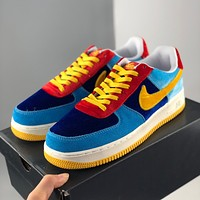 Nike Air Force 1 Fashion casual shoes Fashion sneakers running shoes low-top outdoor shoes for men and women
