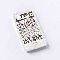 Sherlock holmes quotes iPhone 4/4S, 5/5S, 5C,6,6plus,and Samsung s3,s4,s5,s6