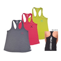 Field Hockey Junior Pocket Tank-longstreth