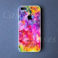 Amazon.com: Iphone 5 Case - Colorful Apple Iphone 5 Cover: Cell Phones & Accessories