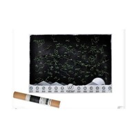 Glow in the dark Star Fluorescent Constellation Luminous Map Poster Wall Sticker