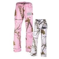 Realtree Girl Women's Camo Moonrise Flannel Lounge Pant