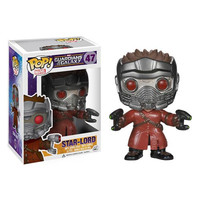 Star Lord Guardians Of The Galaxy Pop Vinyl Figure Bobble Head