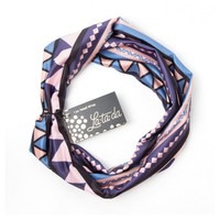 La-ta-da Boho Chic Head Wrap - 1pc