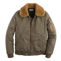 J.Crew Mens Wallace & Barnes Flight Jacket
