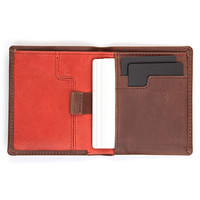 BELLROY NOTE SLEEVE WALLET IN COCOA