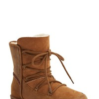 Women's UGG Australia 'Lodge' Water Resistant Lace Up Boot,