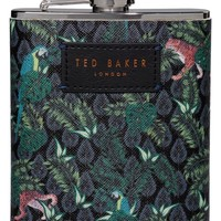 Wild and Wolf x Ted Baker London Jungle Print Hip Flask | Nordstrom