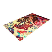 "Caleb Troy ""Galaxy Tapestry"" Woven Area Rug, 2' x 3' - Outlet Item"