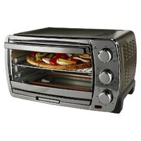 Oster® Large Capacity Convection Toaster Oven, Stainless Steel, TSSTTVSK02