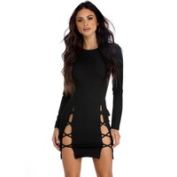 Sexy Women Full Sleeve Dresses  Party Dress