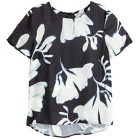H&M Woven Top $24.95