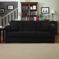 Walmart: Montero Convert-A-Couch Sofa Bed, Multiple Colors