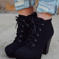 Tall Tale Bootie