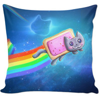 Cats,Rainbows, Galaxies And A Pop tart?!