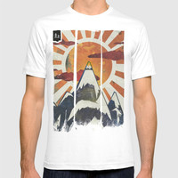 Mount Spitfire T-shirt by happymelvin