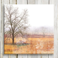 """Nature art, print on canvas,  12""""/12"""", FREE SHIPPING"""