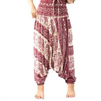 Boho Pants Hippie Maxi Pants Women Harem Pants Bangkokpants Women's Yoga Pants