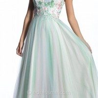 Rainbow Tulle Prom Dresses By Dave And Johnny
