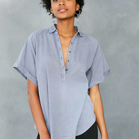 BDG Madison Popover Blouse | Urban Outfitters