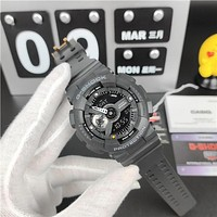 Fashion Casio GA-110 watch g shock men and women Sport WristWatch brand luxury set LED digital Waterproof Quartz multi-function electronic high quality