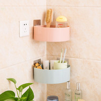 Bathroom Plastic Rack Washroom Storage Kitchen Tooth Brush Holder [11617557775]