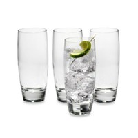 Luigi Bormioli Michelangelo 14 1/2-Ounce Beverage Glasses (Set Of 4)