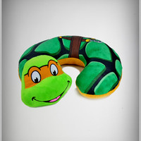 Teenage Mutant Ninja Turtles Neck Pillow