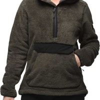 The North Face Women's Campshire Hooded Fleece Pullover