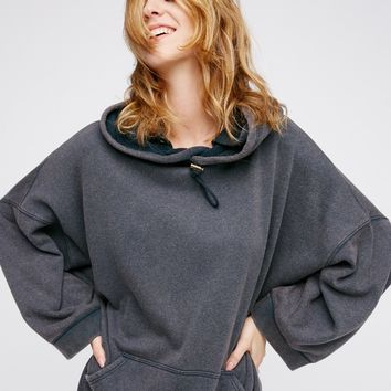 Free People Maxed Out Hoodie