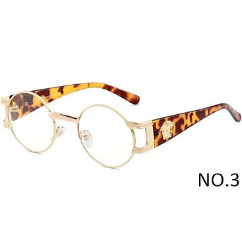 Versace 2018 Men's and Women's High Quality Trendy Sunglasses F-ANMYJ-BCYJ NO.3