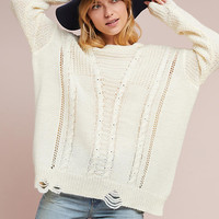 Sparkle Hooded Pullover