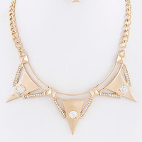 Triangle Elite Necklace