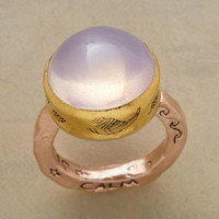 Peace & Freedom Ring