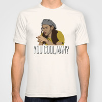 Dazed and Confused: Slater T-shirt by Tia Hank