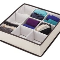Multi-Compartment Dresser Organizer Dorm Room Useful Items Organization College Products