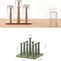 INFMETRY:: Drain Tray Upside Down Cup Holder - New Products