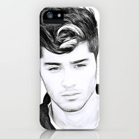 Zayn Malik iPhone Case by D77 The DigArtisT | Society6