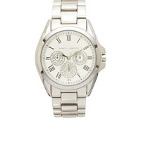 Vince Camuto Silver Multi-Function Watch