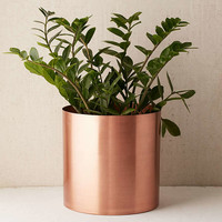 Mod Metal Planter - Urban Outfitters