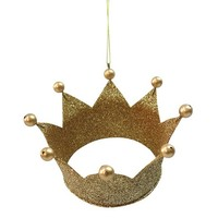 Holiday Crown Ornament