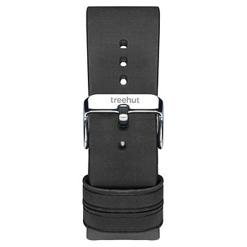 22mm Classic Small Black Band