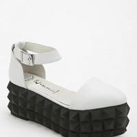 Jeffrey Campbell Hedwig D'Orsay Flatform - Urban Outfitters