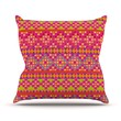 "Nika Martinez ""Mexicalli"" Throw Pillow"